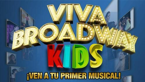 Entradas Viva Broadway Kids Madrid
