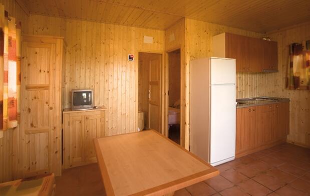 2 días en bungalow para 5 pers. en Navarra