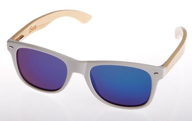 Gafas de sol en madera iSun