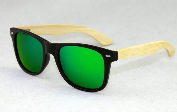 iSun: Gafas de sol en madera