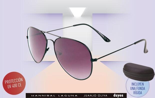 Gafas de sol de los grandes diseñadores