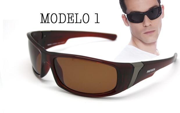 Gafas de sol Privata polarizadas