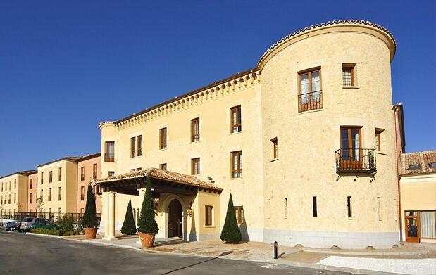 Escapada de lujo a Segovia