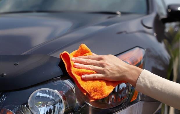 Lavado Premium + Lavado exterior de coche