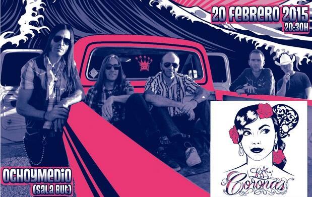 Entradas Los Coronas: concierto fin de gira