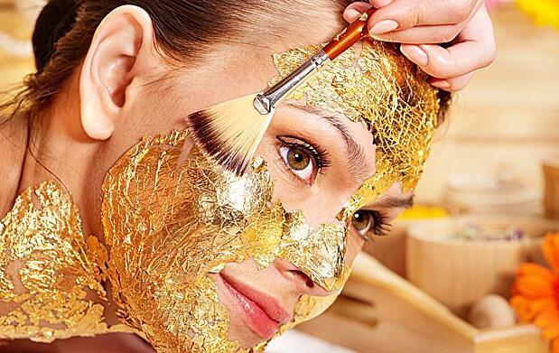 Tratamiento facial de oro o caviar