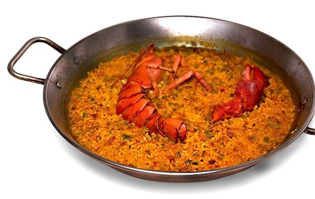 Exquisita cocina mediterránea en Chamberí