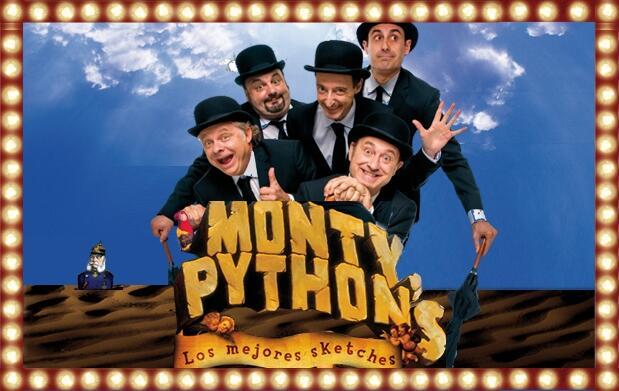 Entradas teatro Monty Python´s