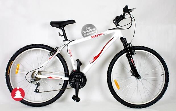 Mountain Bike modelo Ride o Strike