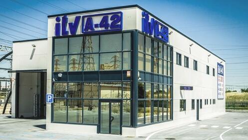Cita previa ITV Madrid A42