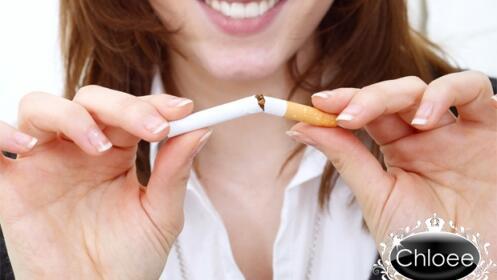 Tratamiento láser para dejar de fumar