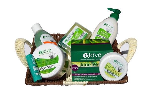 Pack cosméticos de alta gama Ejove