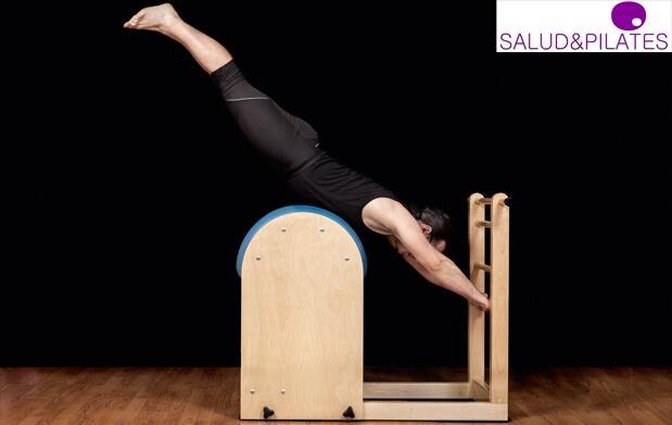 Sesión privada del método pilates