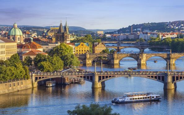 8 días: Escapada Praga-Viena-Budapest