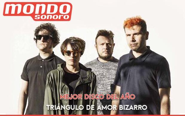 Triángulo de Amor Bizarro en Madrid, Logroño y Pamplona