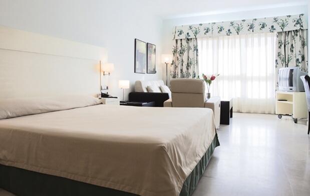 Hotel 4* Habitación doble Deluxe