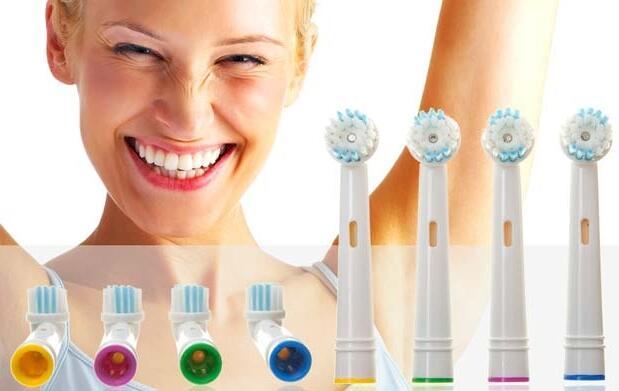 8 Recambios compatibles con Oral - B