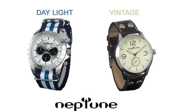 Relojes para hombre Neptune
