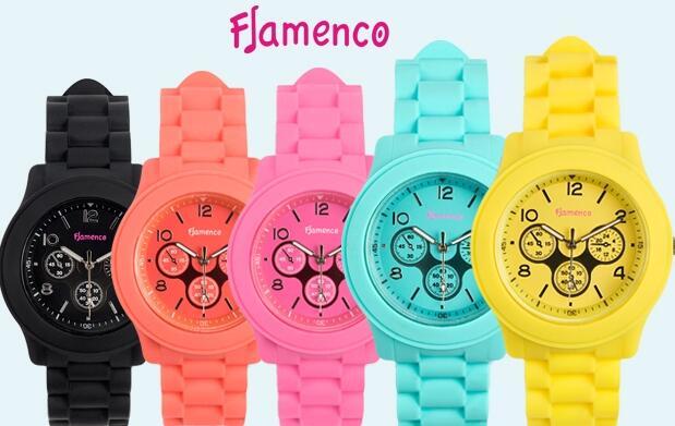 Relojes Flamenco