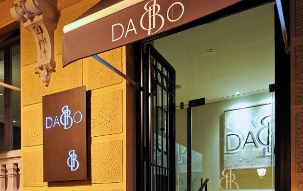 Menú degustación en Dabbo