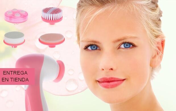 Set 4 en 1 de limpieza facial