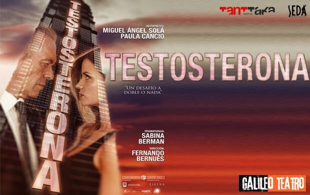 Entradas Testosterona con Miguel Angel Solá