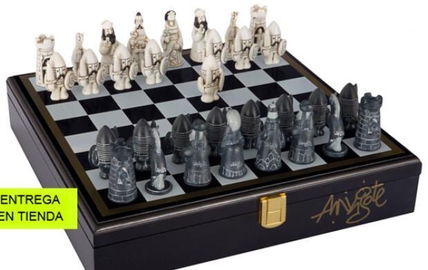 El ajedrez de MINGOTE