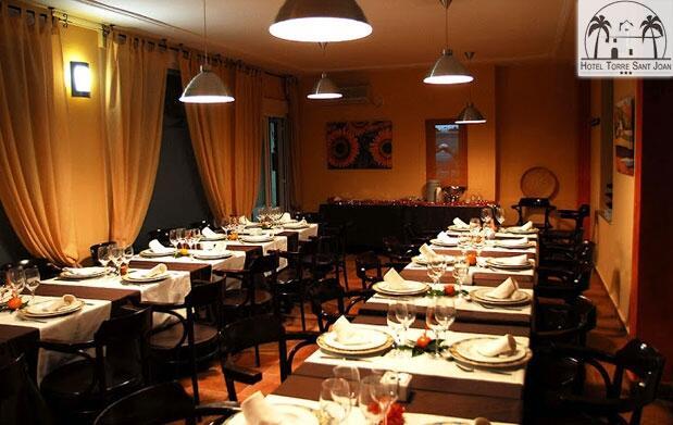 Noche para 2 con encanto en Sant Joan