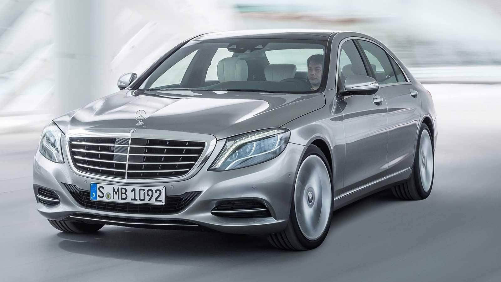 As es el nuevo Mercedes-Benz Clase S