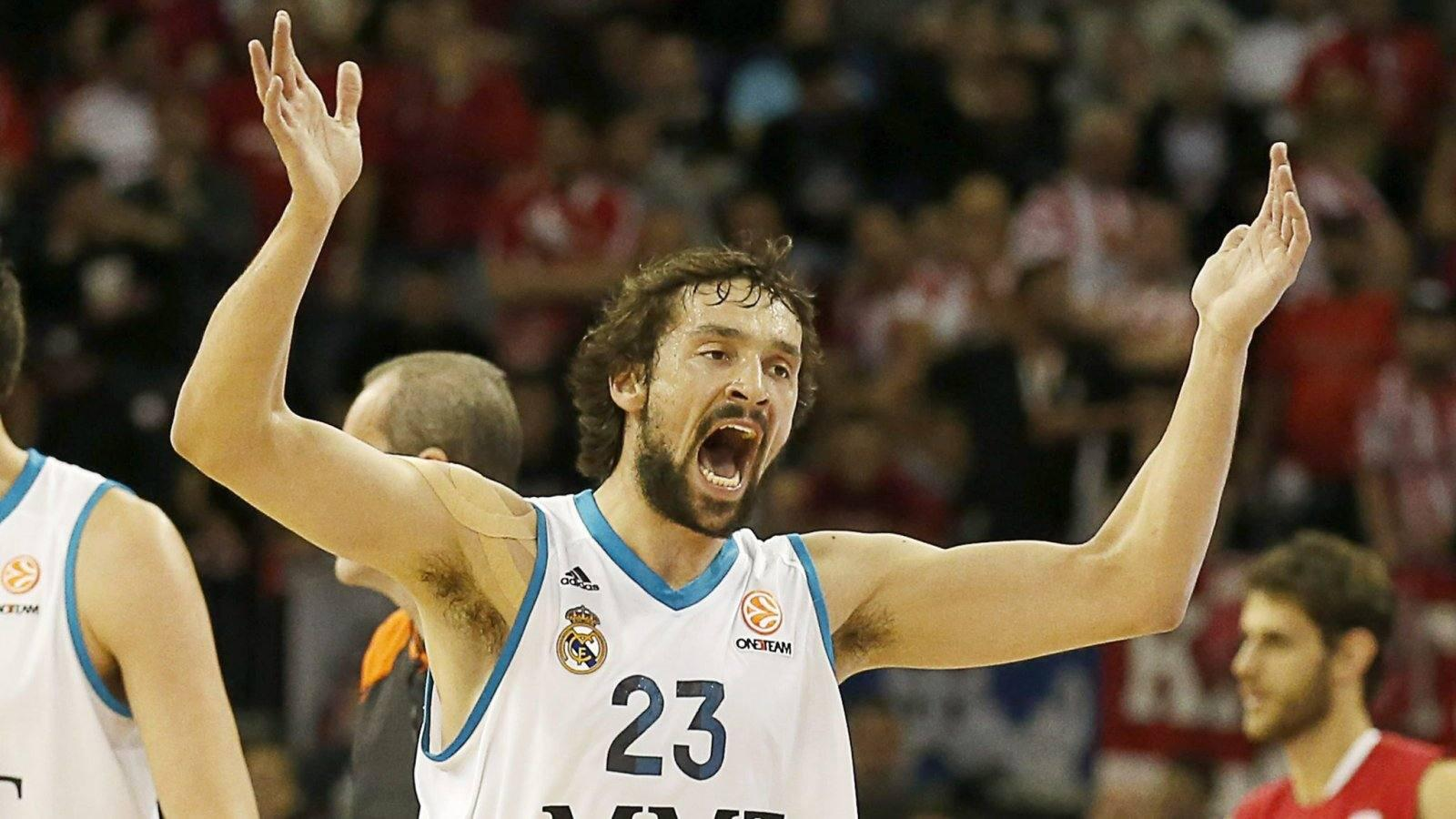 Final Euroliga: Real Madrid-Olympiacos