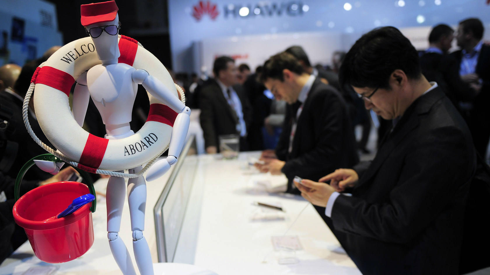 El Mobile World Congress de Barcelona en im�genes