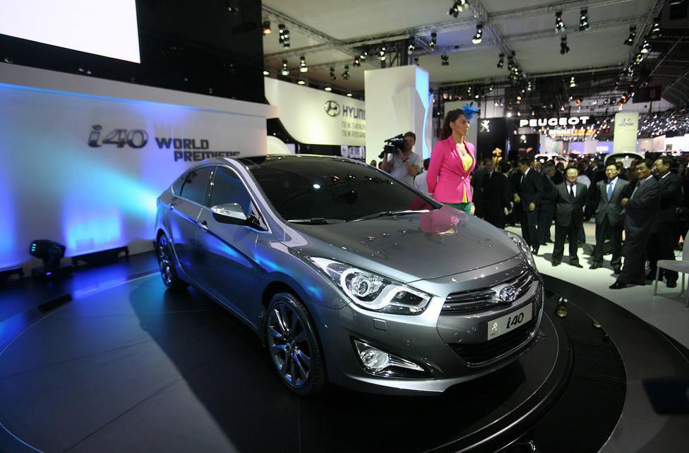 El Salón Internacional del Automóvil de Barcelona