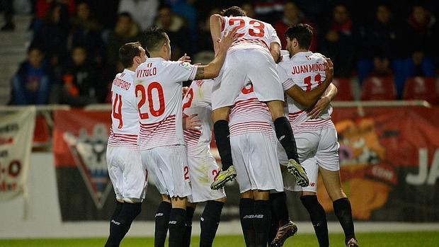 Mirandés-Sevilla: no dejes de soñar? (0-3)