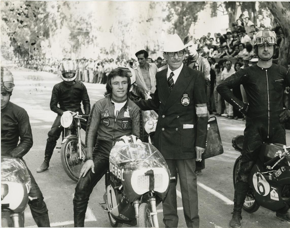En el premio de motos «Ciudad de Cartagena»