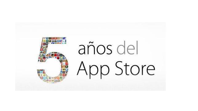 La App Store de Apple cumple 5 años