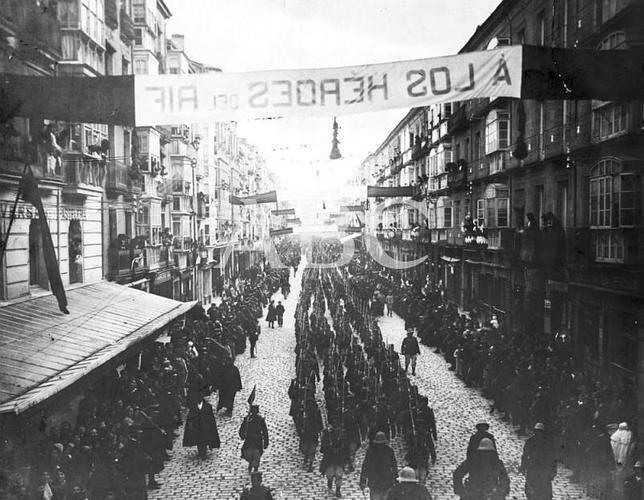 Regresan las tropas de Melilla