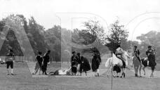 Una corrida de toros en Inglaterra