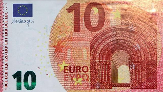 Resultado de imagen de billete 10 euros para imprimir