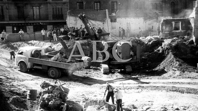 El Mercado de Barceló en Madrid