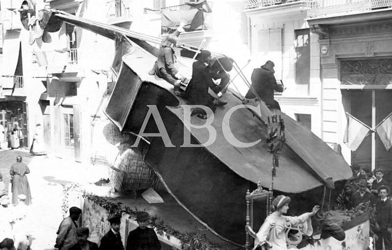 Valencia, 19/03/1906. Primer premio: «Contra el género chico»
