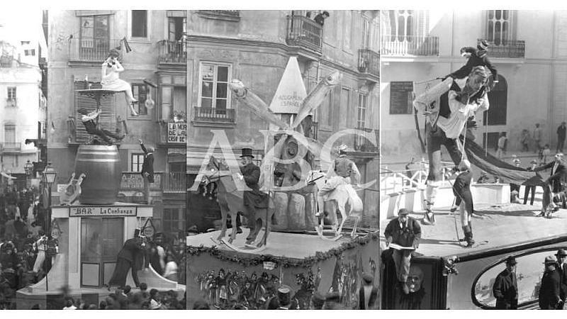 Valencia, 19/03/1920. 1. «El vehinat se escama». 2. «La Carestía de las subsistencias». 3. «El circo nacional»