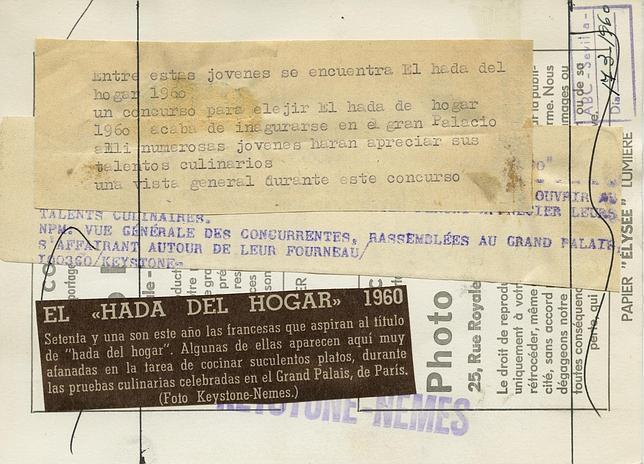 El «hada del hogar» de 1960
