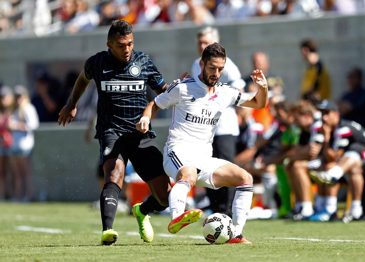 Amistoso: Inter-Real Madrid