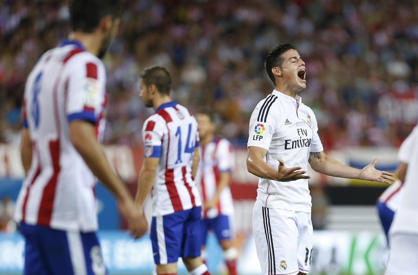 Las mejores imágenes de la vuelta de la Supercopa de España