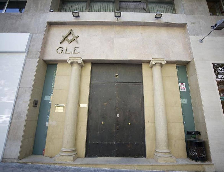 Descubre la sede de los masones en Madrid