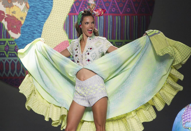 Las mejores colecciones de la pasarela Mercedes Benz Fashion Week Madrid
