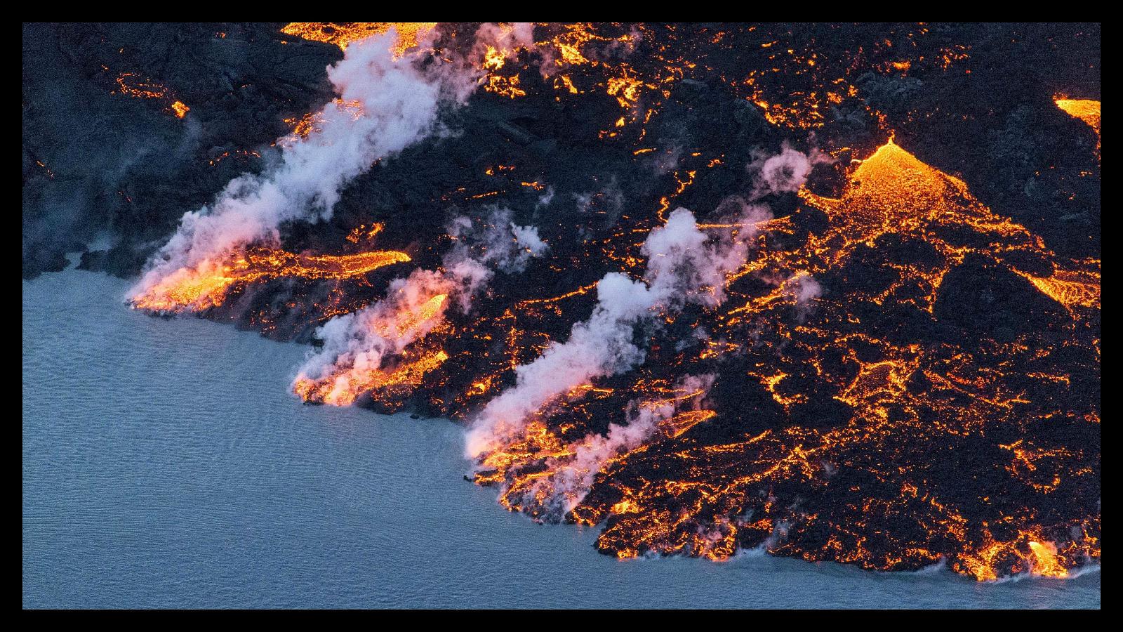Bardarbunga, el volcán que amenaza a Islandia