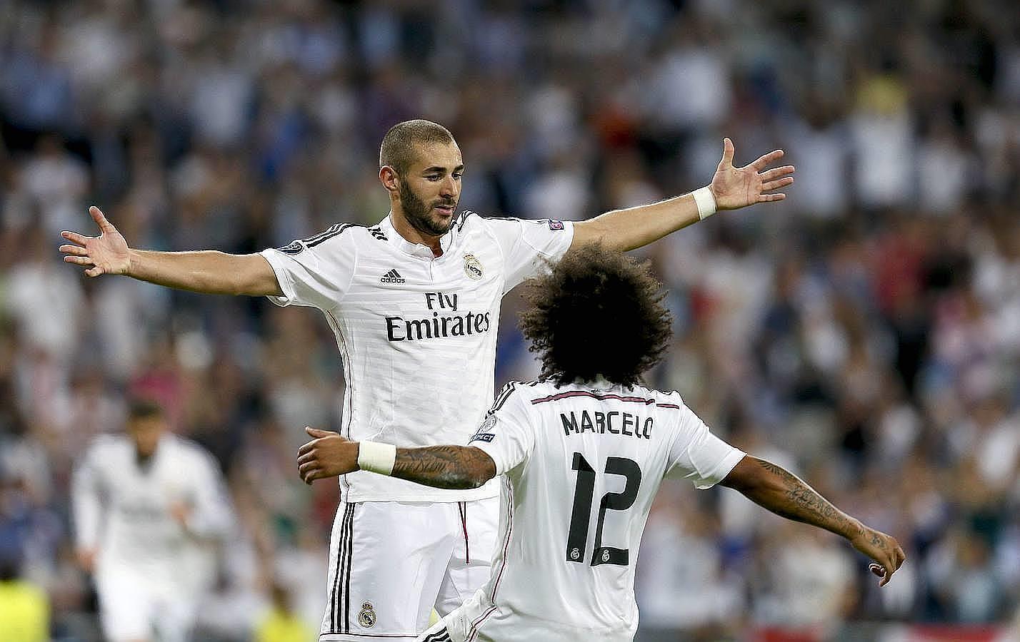 El Real Madrid se estrena con victoria en la Champions League