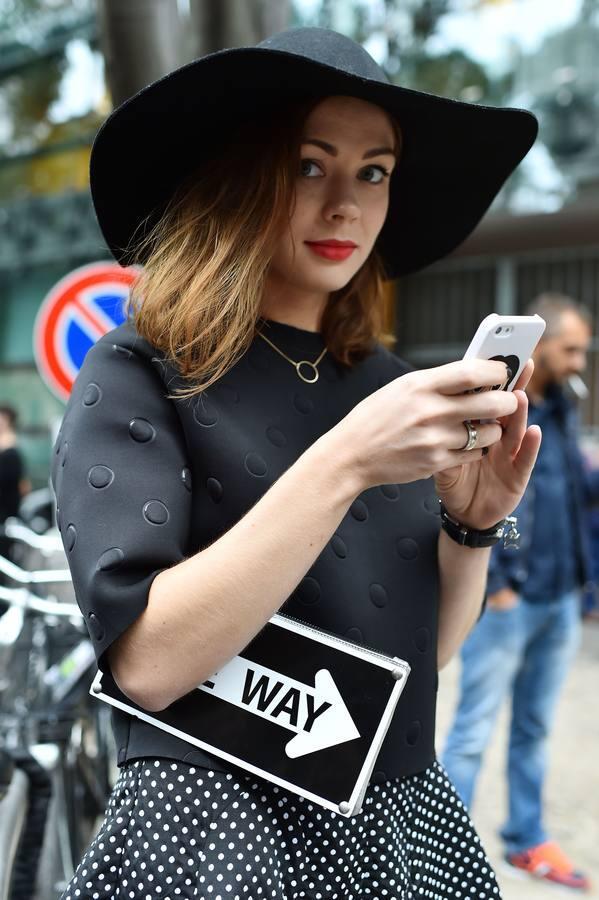 La moda conquista las calles de Milán