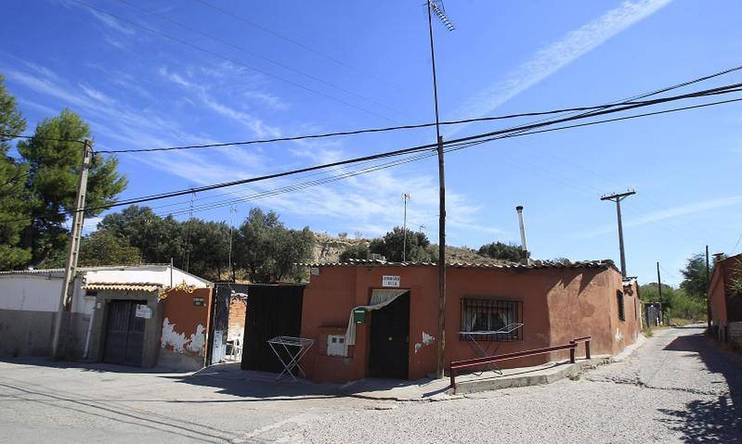 Descubre el poblado chabolista de Las Sabinas